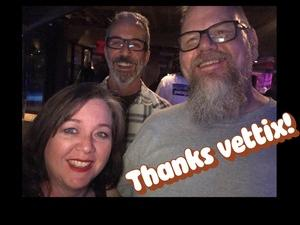 Paula attended Quiet Riot on Feb 9th 2018 via VetTix