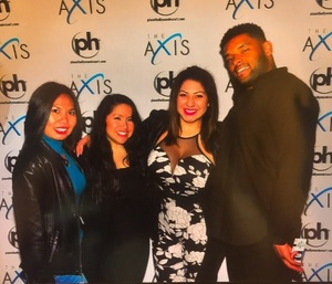 Cecilia attended Pitbull - Time of Our Lives on Jan 24th 2018 via VetTix
