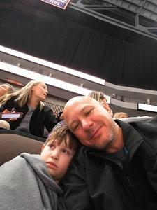 Wayne attended Jacksonville Icemen vs. Greenville Swamp Rabbits - ECHL on Jan 27th 2018 via VetTix