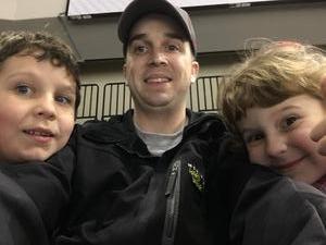 Chris attended Jacksonville Icemen vs. Greenville Swamp Rabbits - ECHL on Jan 27th 2018 via VetTix