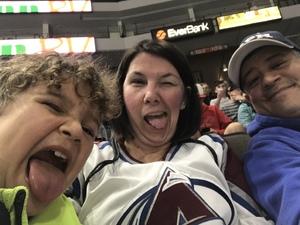 Stro attended Jacksonville Icemen vs. Greenville Swamp Rabbits - ECHL on Jan 27th 2018 via VetTix
