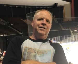 Kevin attended Jacksonville Icemen vs. Greenville Swamp Rabbits - ECHL on Jan 27th 2018 via VetTix