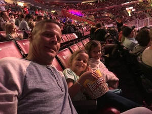 Bob attended Florida Panthers vs. Calgary Flames - NHL on Jan 12th 2018 via VetTix