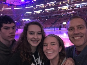 Eric attended Florida Panthers vs. Calgary Flames - NHL on Jan 12th 2018 via VetTix