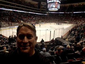 Douglas attended Arizona Coyotes vs. Dallas Stars - NHL on Feb 1st 2018 via VetTix