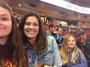 Brian attended Arizona Coyotes vs. Dallas Stars - NHL on Feb 1st 2018 via VetTix