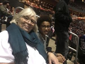 Christopher attended Arizona Coyotes vs. Dallas Stars - NHL on Feb 1st 2018 via VetTix