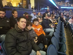Roberto attended PBR - 25th Anniversary - Unleash the Beast - Tickets Good for Sunday Only. on Jan 14th 2018 via VetTix