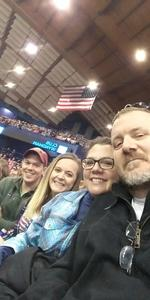 Curtis attended PBR - 25th Anniversary - Unleash the Beast - Tickets Good for Sunday Only. on Jan 14th 2018 via VetTix