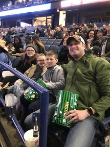 Brandon attended PBR - 25th Anniversary - Unleash the Beast - Tickets Good for Sunday Only. on Jan 14th 2018 via VetTix