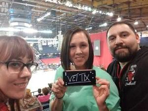 Peter attended PBR - 25th Anniversary - Unleash the Beast - Tickets Good for Sunday Only. on Jan 14th 2018 via VetTix