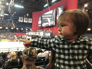 Juan attended PBR - 25th Anniversary - Unleash the Beast - Tickets Good for Sunday Only. on Jan 14th 2018 via VetTix