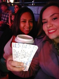 francisco/guadalupe attended PBR - 25th Anniversary - Unleash the Beast - Tickets Good for Sunday Only. on Jan 14th 2018 via VetTix