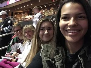 Michael attended Arizona Coyotes vs. San Jose Sharks - NHL on Jan 16th 2018 via VetTix