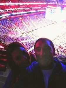 Don attended Detroit Pistons vs. Memphis Grizzlies - NBA on Feb 1st 2018 via VetTix