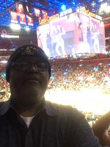 Timothy attended Detroit Pistons vs. Memphis Grizzlies - NBA on Feb 1st 2018 via VetTix