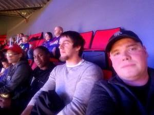 Darryl attended Detroit Pistons vs. Miami Heat - NBA on Feb 3rd 2018 via VetTix