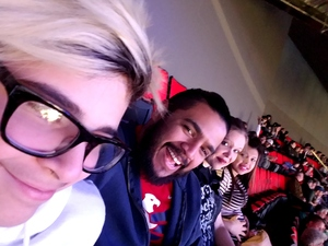 Pablo Solano attended Detroit Pistons vs. Miami Heat - NBA on Feb 3rd 2018 via VetTix
