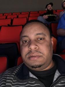 Darius attended Detroit Pistons vs. New Orleans Pelicans - NBA on Feb 12th 2018 via VetTix