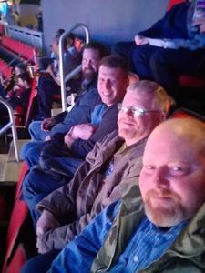 Michael Swan attended Detroit Pistons vs. New Orleans Pelicans - NBA on Feb 12th 2018 via VetTix