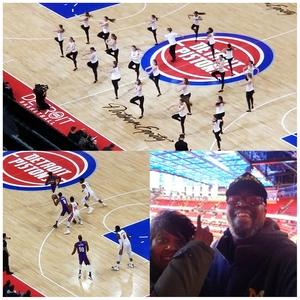 Paul attended Detroit Pistons vs. New Orleans Pelicans - NBA on Feb 12th 2018 via VetTix