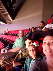 John attended Detroit Pistons vs. LA Lakers - NBA on Mar 26th 2018 via VetTix