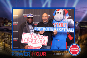 Daniel attended Detroit Pistons vs. Dallas Mavericks - NBA on Apr 6th 2018 via VetTix