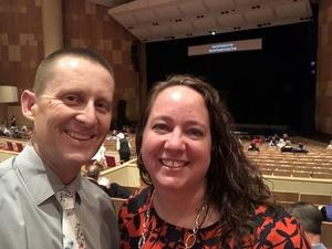 Jason attended Phoenix Symphony Hall Presents: Candide by Leonard Bernstein on Feb 3rd 2018 via VetTix
