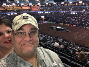 arthur attended PBR - 25th Anniversary - Unleash the Beast - Tickets Good for Sunday Only. on Jan 21st 2018 via VetTix