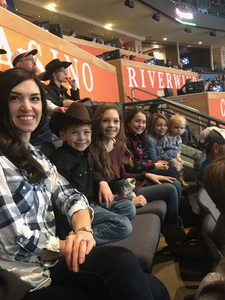 brandon attended PBR - 25th Anniversary - Unleash the Beast - Tickets Good for Sunday Only. on Jan 21st 2018 via VetTix
