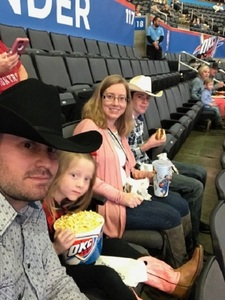 James attended PBR - 25th Anniversary - Unleash the Beast - Tickets Good for Sunday Only. on Jan 21st 2018 via VetTix