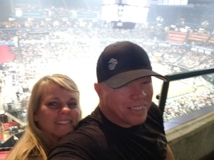 michael attended PBR - 25th Anniversary - Unleash the Beast - Tickets Good for Sunday Only. on Jan 21st 2018 via VetTix