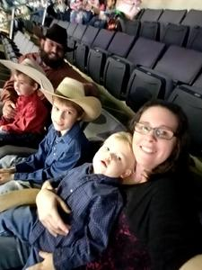 Bryan attended PBR - 25th Anniversary - Unleash the Beast - Tickets Good for Sunday Only. on Jan 21st 2018 via VetTix