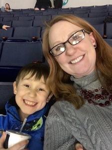 Shannon attended Rochester Americans vs. Wilkes-barre Scranton Penguins - AHL on Feb 16th 2018 via VetTix