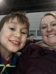 Shannon attended Rochester Americans vs. Binghamton Senators - AHL on Feb 18th 2018 via VetTix
