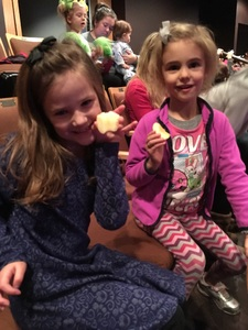 Jonathan attended Shopkins Live! on Jan 27th 2018 via VetTix