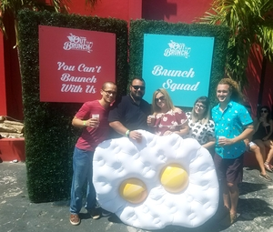 Daniel attended 2018 Miami New Times Out to Brunch - General Admission on Apr 14th 2018 via VetTix