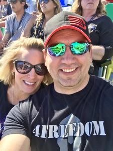 Dan attended Daytona 500 - the Great American Race - Monster Energy NASCAR Cup Series on Feb 18th 2018 via VetTix