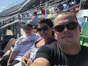 michael Smith attended Daytona 500 - the Great American Race - Monster Energy NASCAR Cup Series on Feb 18th 2018 via VetTix