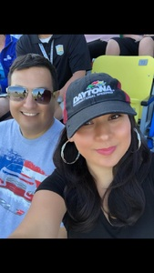 jorge attended Daytona 500 - the Great American Race - Monster Energy NASCAR Cup Series on Feb 18th 2018 via VetTix