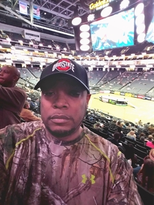 Keith attended PBR - 25th Anniversary - Unleash the Beast - Tickets Good for Friday Only on Jan 26th 2018 via VetTix