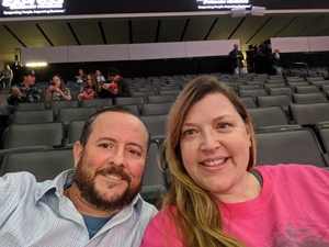 David attended PBR - 25th Anniversary - Unleash the Beast - Tickets Good for Friday Only on Jan 26th 2018 via VetTix