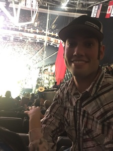 Richard attended PBR - 25th Anniversary - Unleash the Beast - Tickets Good for Sunday Only. on Jan 28th 2018 via VetTix