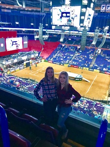David attended PBR - 25th Anniversary - Unleash the Beast - Tickets Good for Sunday Only. on Feb 18th 2018 via VetTix