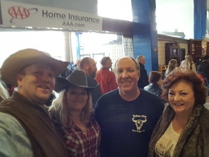 Todd attended PBR - 25th Anniversary - Unleash the Beast - Tickets Good for Sunday Only. on Feb 18th 2018 via VetTix
