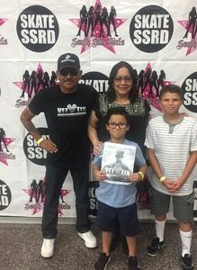 Jose attended South Side Roller Girls on Jul 21st 2018 via VetTix