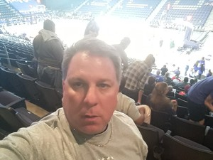 Patrick attended Grand Canyon University vs. Chicago State - NCAA Men's Basketball - God Bless America Night on Feb 3rd 2018 via VetTix