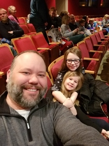 Shawn attended Paw Patrol Live! Race to the Rescue - Presented by Vstar Entertainment on Feb 18th 2018 via VetTix
