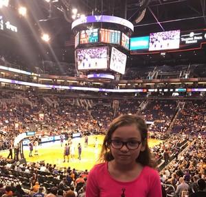 Brandon attended Phoenix Suns vs. Charlotte Hornets - NBA on Feb 4th 2018 via VetTix