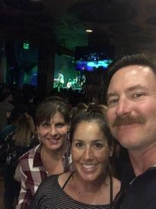 Aaron attended Local Brews Local Grooves at House of Blues San Diego on Feb 18th 2018 via VetTix